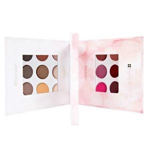 NEW bh Cosmetics Shaaanxo 9 Eyeshadow & Lipstick